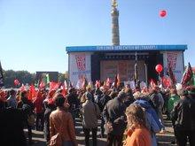 Demo gegen TTIP und CETA
