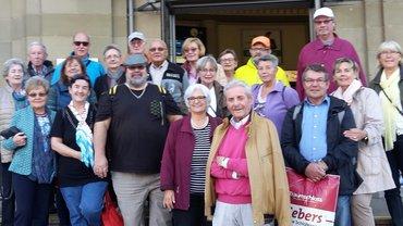 Seniorenfahrt Coburg