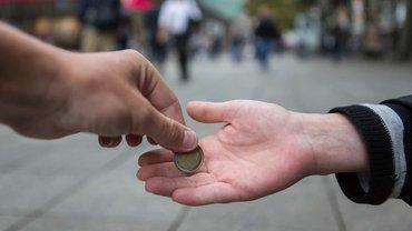 Haste mal einen Euro? Nur die Reichen werden immer reicher