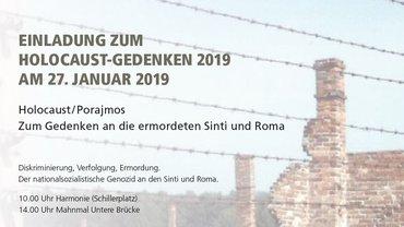 Holocaust an Sinti und Roma