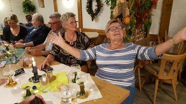 Weinfahrt der Seniorengruppe Forchheim am 26.09.2019 nach Prichsenstadt